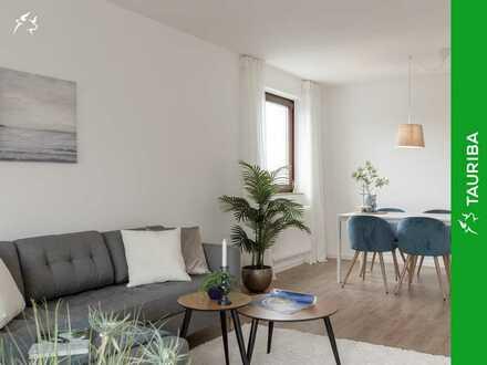 +++Modern und hell gestaltete Etagenwohnung mit gemütlicher Loggia+++