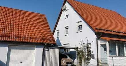Moderne Doppelhaushälfte - Ihr neues Zuhause