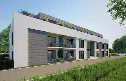 Neubauwohnung im Dorfkern von Elchesheim-Illingen (Naherholungsparadies)