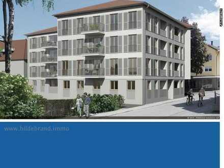 4-Zimmer-Wohnung im Zentrum von Immenstadt