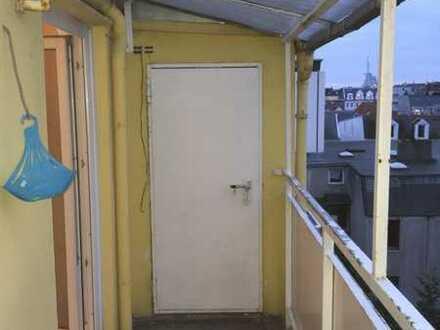 Schöne helle 3. Zimmer Wohnung Goethestrasse Viertel Bremerhaven €390