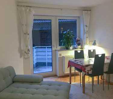 Schöne ruhige 3-Zimmer-Wohnung mit Balkonen in Fürstenried, Waldrand, U-Bahnnähe