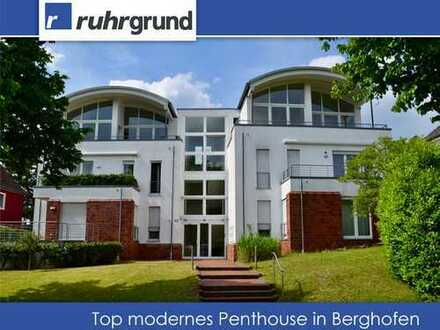 top modernes Penthouse in Berghofen!