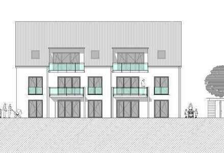 Neubau Bietigheim-Bissingen - 2-Zimmer-Wohnung mit Balkon