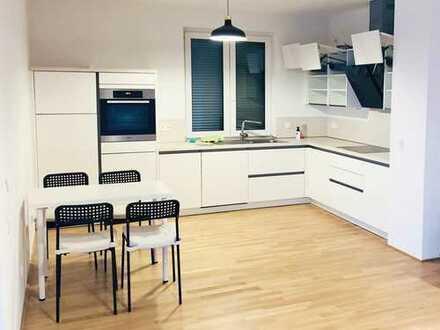 Tolle Wohnung mit Garten in Riedberg