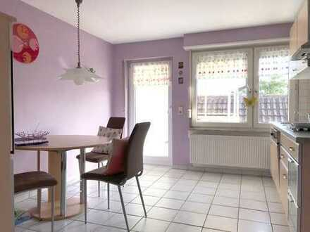 Möblierte 2 ZKB Wohnung in guter Lage von Oftersheim