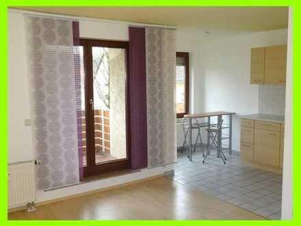 **Moderne Single-Wohnung mit Einbauküche und Süd/West-Balkon**