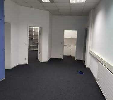 Zweckmäßige Büroräume am Bindlacher Berg