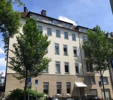Dortmund Gerichtsviertel / kersanierte, helle 3 Zimmer Wohnung mit neuer EBK