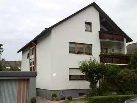 Attraktive 2-Zimmerwohnung mit überdachtem Balkon in Wolfartsweier