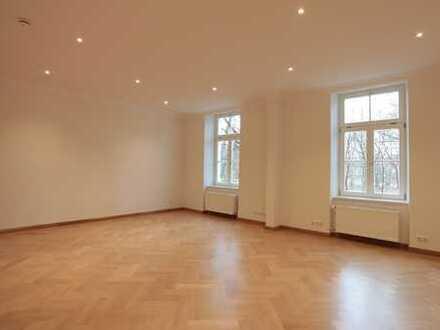 Herrschaftliche 3-Zimmer Wohnung im neubarocken Jugendstilbau direkt an der Isar!
