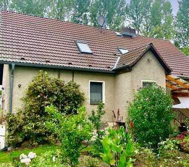 LEHNITZSEE-IMMOBILIEN: Landhaus auf großem Grundstück