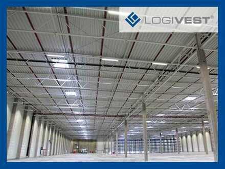 10.000 m²- Neubau einer Lager- und Logistikhalle