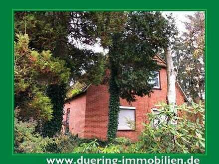 Großzügiges Baugrundstück mit Abrissimmobilie in Edewecht!