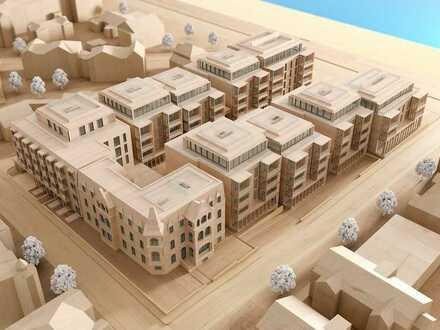 DeLuxe-Apartment mit seitlichem Ostseeblick