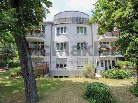 Kapitalanlage: Sicher vermietete 3-Zi.-ETW mit Terrasse in Berlin - Altglienicke