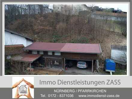Interessantes Wohnbau - Hanggrundstück