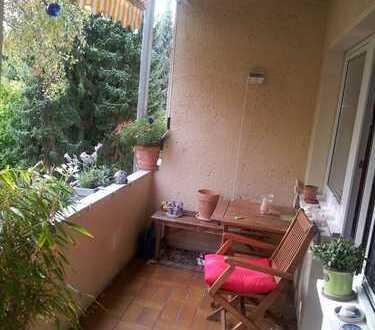 Sonnenloggia mit 3-Zimmer-Wohnung in Brühl