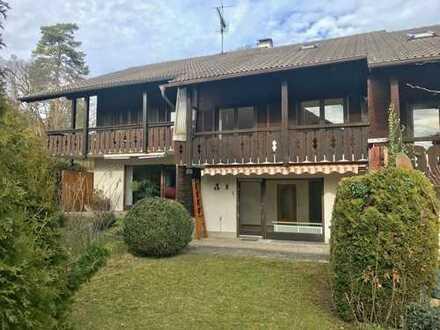 Viel Platz für die Familie im großzügigen Reihenmittelhaus in Murnau