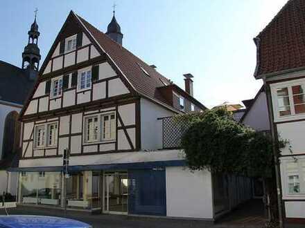 Maisonettewohnung im historischen Ortskern von Wiedenbrück