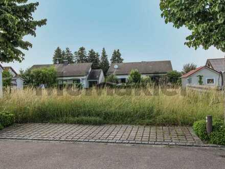 Grundstück für Mehrgenerationen: EFH mit 2 WE in familienfreundlicher Lage bei Ingolstadt möglich