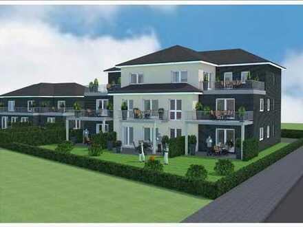 Eigentumswohnung mit Gartennutzung mit 73 qm Wohnfläche im EG