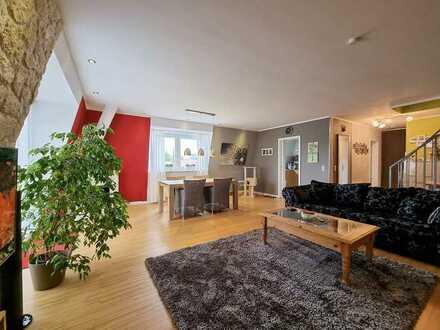 Interessante Maisonette-Wohnung in Maximiliansau