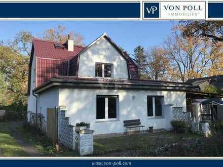 Familienfreundliches Einfamilienhaus auf großzügigem Grundstück