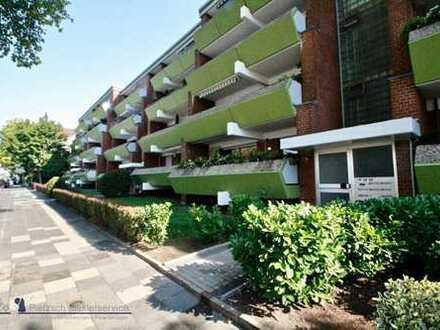 Schöne 2,5 Zimmer Wohnung in Recklinghausen im Paulusviertel zu verkaufen!