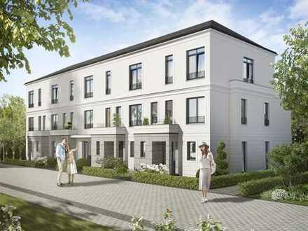 DICHTERVIERTEL, STILVOLL LEBEN AM STADTPARK - Haus-in-Haus