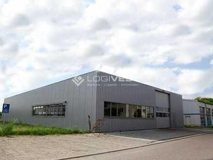 Lager-/Produktionsflächen in der Nähe von Frankfurt am Main
