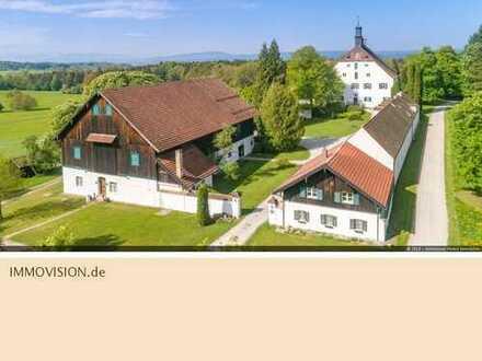 Herrschaftlicher Landsitz vor den Toren Münchens