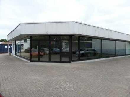 +++Autohaus direkt an der B 188 in 14712 Rathenow zu verkaufen - vielfältige Nutzung möglich+++