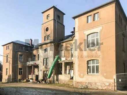 Keine Luftschlösser mehr: Realisieren Sie mit Schloss Pinnewitz Ihren Traum vom eigenen Herrenhaus
