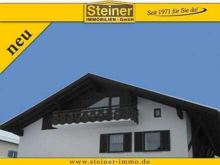 1,5-Zimmer-Wohnung ca. 45 m², komplett erneuert, Traum-Balkon, Keller, Speicher