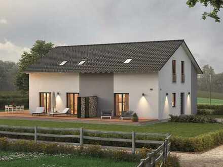 Genug Platz für Alle! Einfamilienhaus mit Einliegerwohnung!