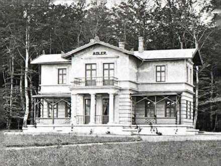 """Die """"Villa Adler"""" in Heiligendamm"""