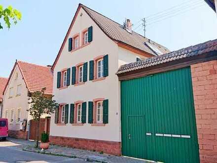 2 ZKB Wohnung mit Stellplatz in Lachen- Speyerdorf (Neustadt a.d.W.)