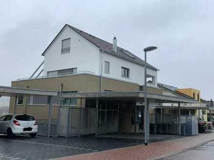 Attraktive und hochwertige 2,5-Zimmer-Wohnung 70m² mit EBK, Loggia und Carport in Erlenbach
