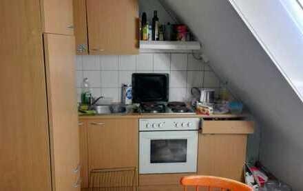 Nachmieter gesucht für ein möbliertes 14qm Zimmer in netter 2erWg// gerne auch Zwischenmiete