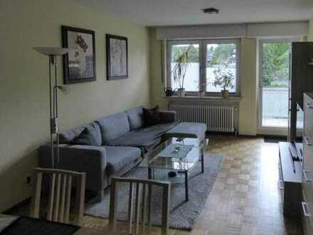 Sehr gepflegte 2 ½ R. Wohnung mit Balkon in Oberhausen Osterfeld