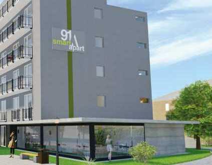 Exklusives Appartement (Erstbezug) nur für Studenten!! Voll möbliert im Herzen der Augsburger City!!