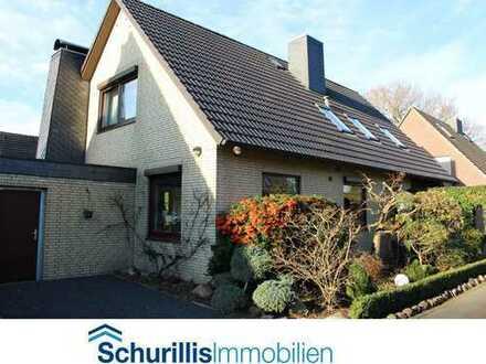 Gepflegt und vieles modernisiert! Einfamilienhaus in familiärer Lage!