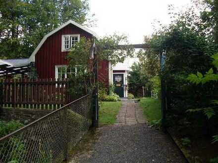Gemütliches Haus mit schönem Garten und guter Lage in Diö, nahe See Möckeln