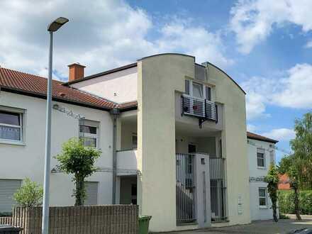 Großzügige Erdgeschosswohnung mit Garten in Armsheim