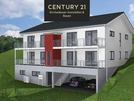 Neubau Zweifamilienhaus in Pfinztal - alles inkl. auch das Grundstück!