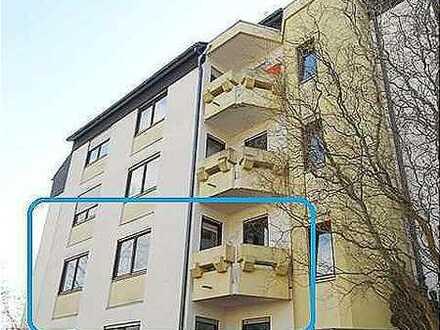 2-Zimmer-Wohnung * 52m² * Balkon * ruhige Lage
