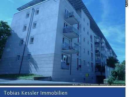 Moderne, helle 1 Zi. Wohnung mit Bus- und Straßenbahnanschluss