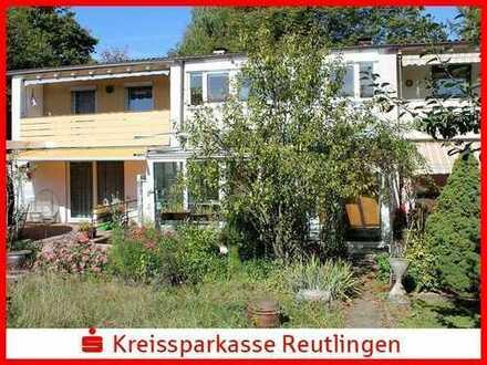 Reihenmittelhaus mit sonnigem Garten in Reutlingen-Orschel-Hagen
