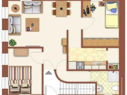 ***Sanierte 3-Zi.-Wohnung im idyllischen Katzental, ca. 66 m²***